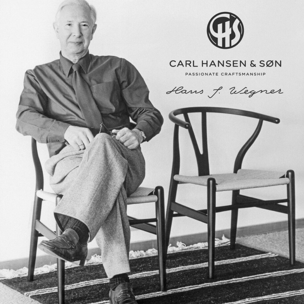 Silla Wishbone Carl Hansen & Son 6