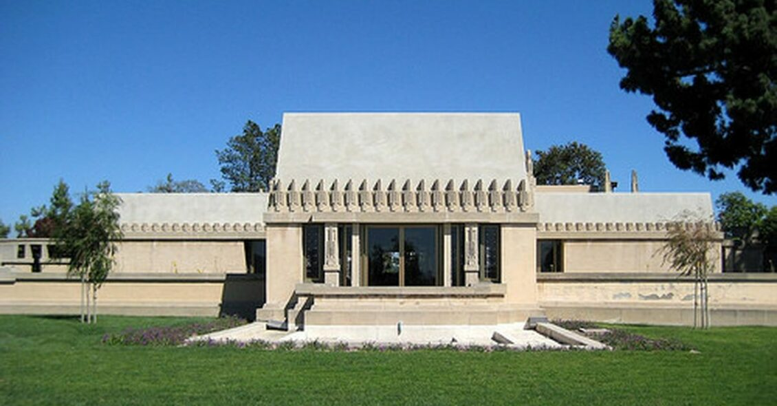 Hollyhock House, crédito Los Angeles Times