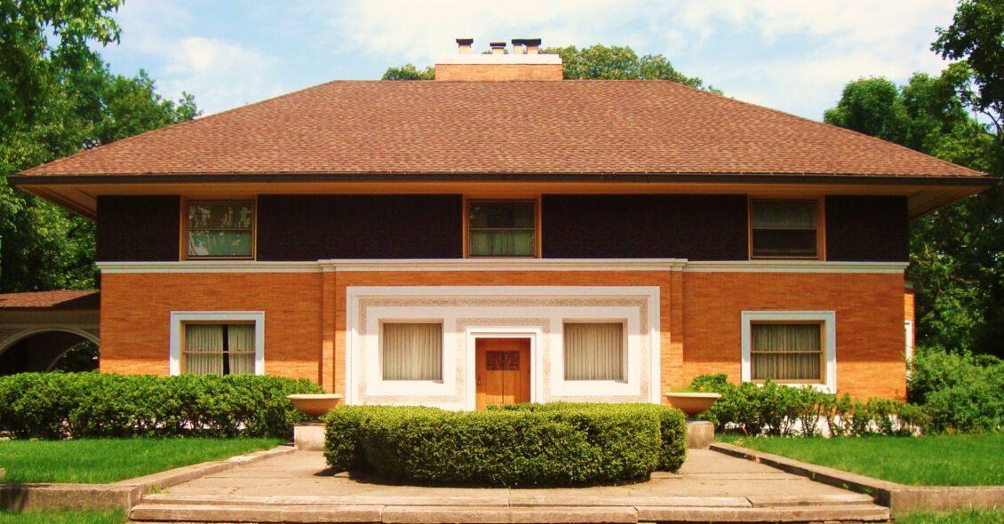 Winslow House Frank Lloyd Wright
