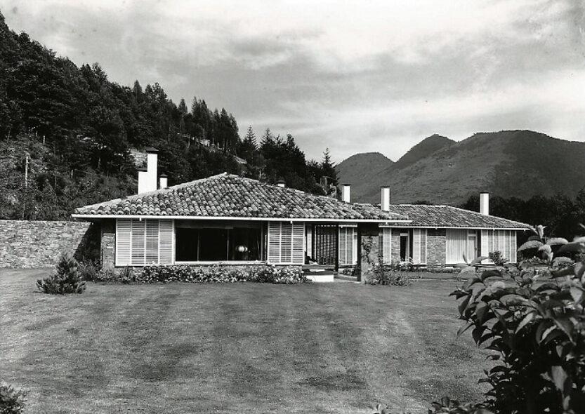 Casa Ballve Catala Roca Archivo Coderch