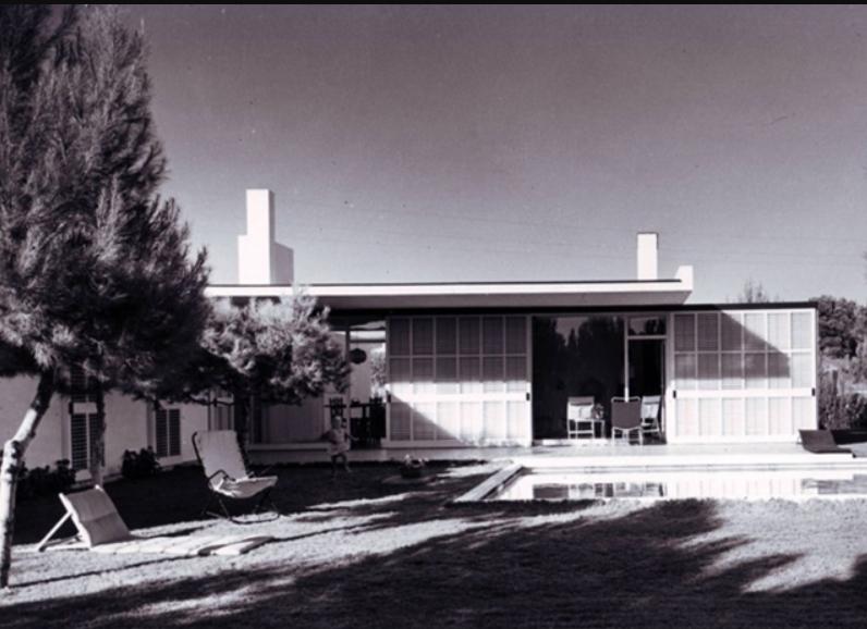 Casa Catasús Català Roca Archivo Coderch